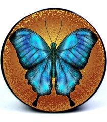 alargador vintage alargadores borboleta