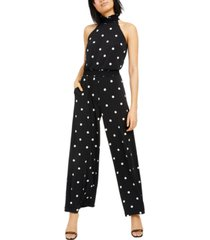inc print sleeveless jumpsuit, created for macy's