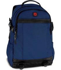 morral para laptop swissbrand dayton-azul oscuro