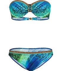 bikini sunflair blauw