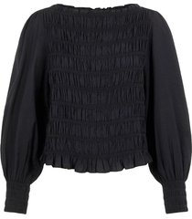 yassmocka top blouses