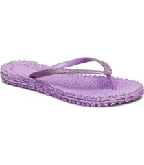 flipflop with glitter shoes summer shoes flip flops lila ilse jacobsen