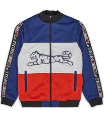 le tigre men's bridge track jacket