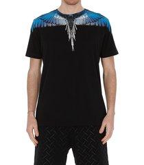 marcelo burlon wings t- shirt