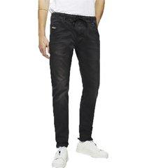 jeans krooley ne sweat jeans negro diesel