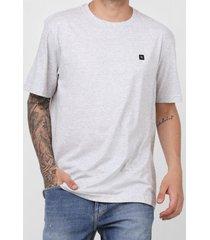 camiseta rip curl blade lockuk cinza - cinza - masculino - dafiti