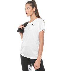 camiseta - blanco - puma - ref : 85187602