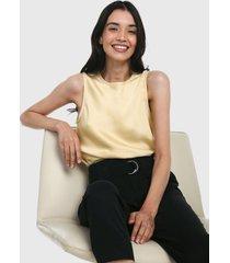camiseta esqueleto amarillo banana republic