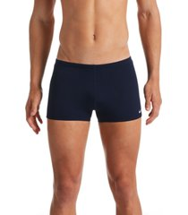 nike men's poly solid square leg brief