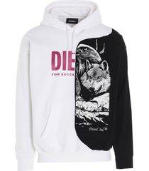 diesel s blasty sweatshirt