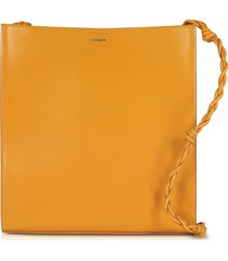 jil sander tangle medium shoulder bag