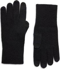 women's halogen cashmere tech gloves