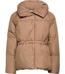 jacket pella padded gevoerd jack beige lindex