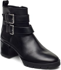 jatiel_ne shoes boots ankle boots ankle boot - heel svart unisa