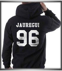 jauregui 96 white ink on back lauren jauregui black hoodie s to 3xl