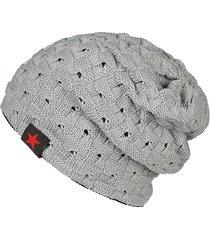 cappellino a maglia