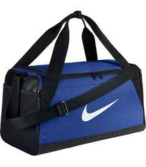maletin nike brasilia duffel ba5335-480 40l - azul