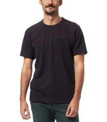 alternative apparel men's heavyweight pocket t-shirt