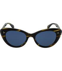 blue rishell sunglasses