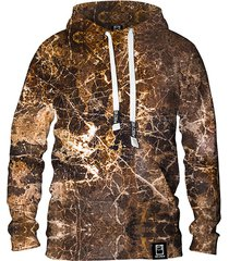 bluza marble brown