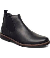 35382-00 shoes chelsea boots svart rieker