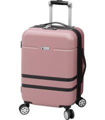 "closeout! london fog southbury ii 20"" spinner suitcase, created for macy's"