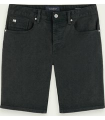 scotch & soda ralston short – tobacco | slim fit