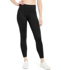 ideology high-waist side-pocket leggings, created for macy's