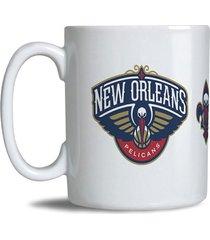 caneca nba new orleans pelicans