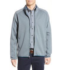 men's cutter & buck discovery windblock jacket, size xxx-large - black