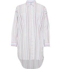 blouses woven långärmad skjorta vit edc by esprit