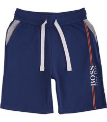 boss authentic shorts bright blue 50403138-438
