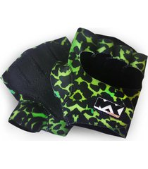 luva de academia max force animal print - kanui
