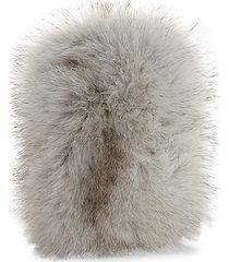 fox fur iphone 7 case