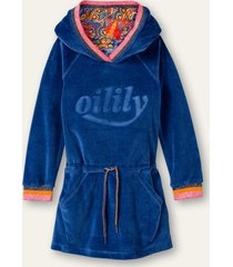 oilily haxi hooded sweatjurk-