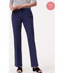 loft tall trousers in custom stretch in curvy fit