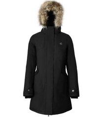 abrigo mujer aranesa negro doite