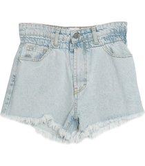 ainea denim shorts