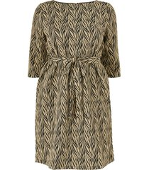 klänning jrpalo 3/4 sleeve abk dress