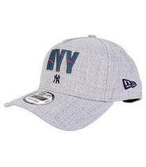 boné new era mlb new york yankees essentials bat aba curva