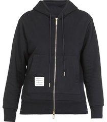 thom browne classic hoodie