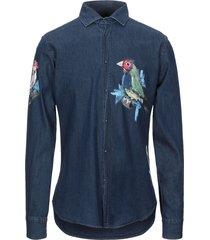 liberty rose denim shirts