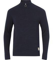 tröja jorroy knit high neck zip