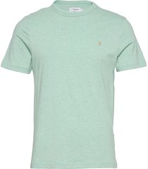 danny short sleeved t-shirt t-shirts short-sleeved blå farah