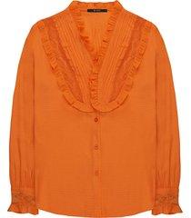 10 feet blouse 860009 bruin