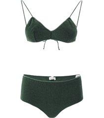 lumiere lurex bikini