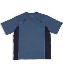 camiseta cotton manga curta
