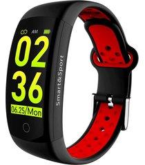 q6s smart brazalete pulsera inteligente monitor de frecuencia cardíaca