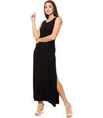 vestido negro ted bodin encaje