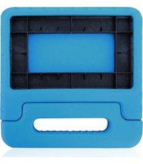 eva drop-resistance tablet funda protectora desk stand volver caso con